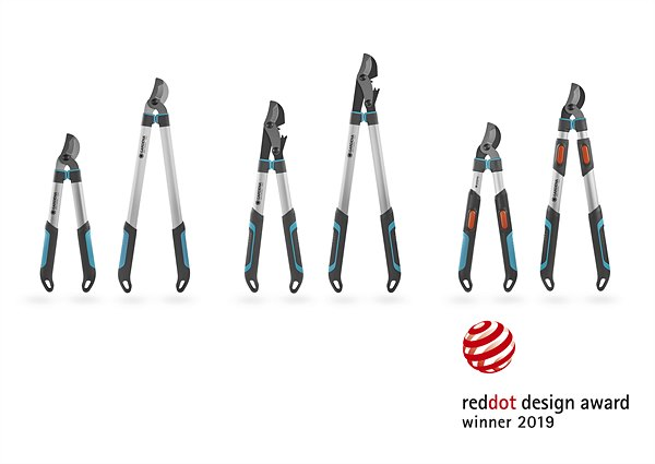 Red Dot Design Award 2019: Loppers EasyCut, EnergyCut and TeleCut