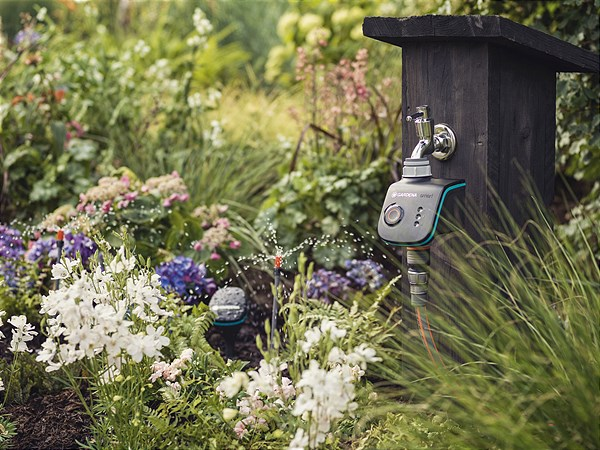 Watering your garden is now even smarter with weather data