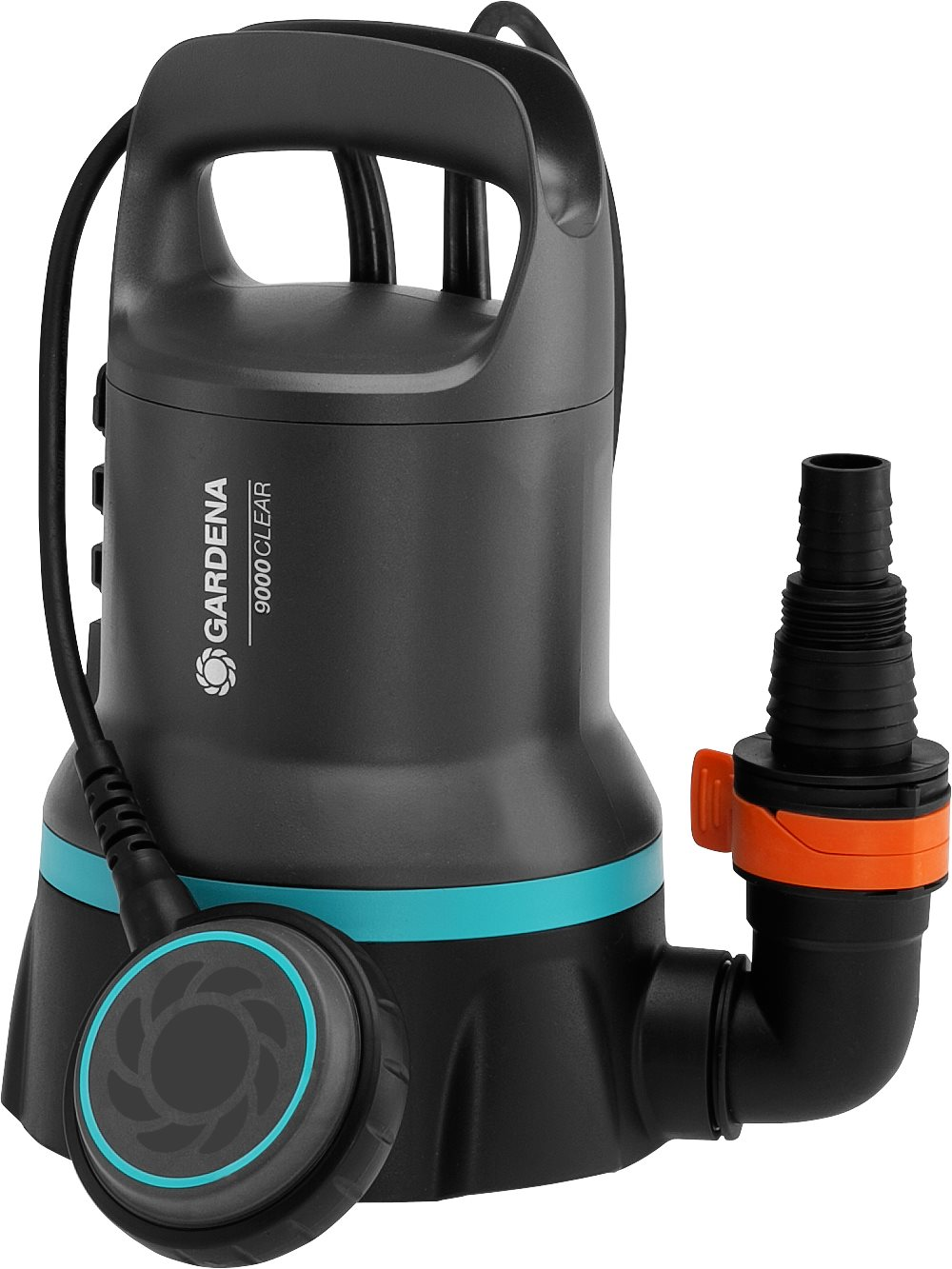 GARDENA Clear Water Submersible Pump 9000
