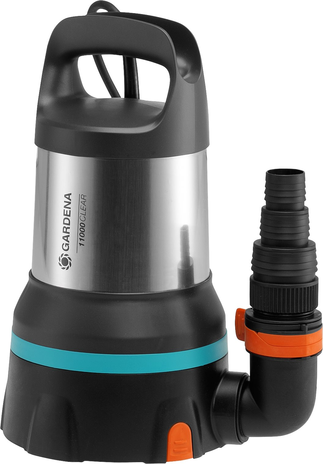GARDENA Clear Water Submersible Pump 11000 Aquasensor