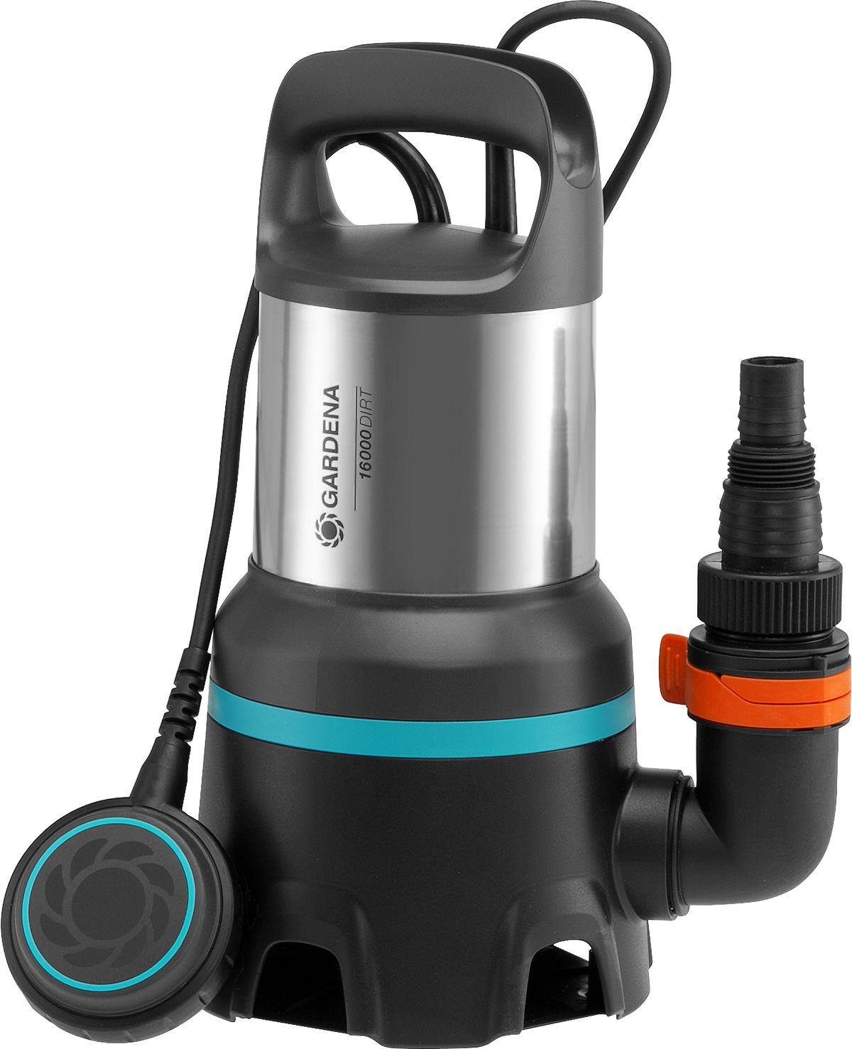 GARDENA  Dirty Water Submersible Pump 16000