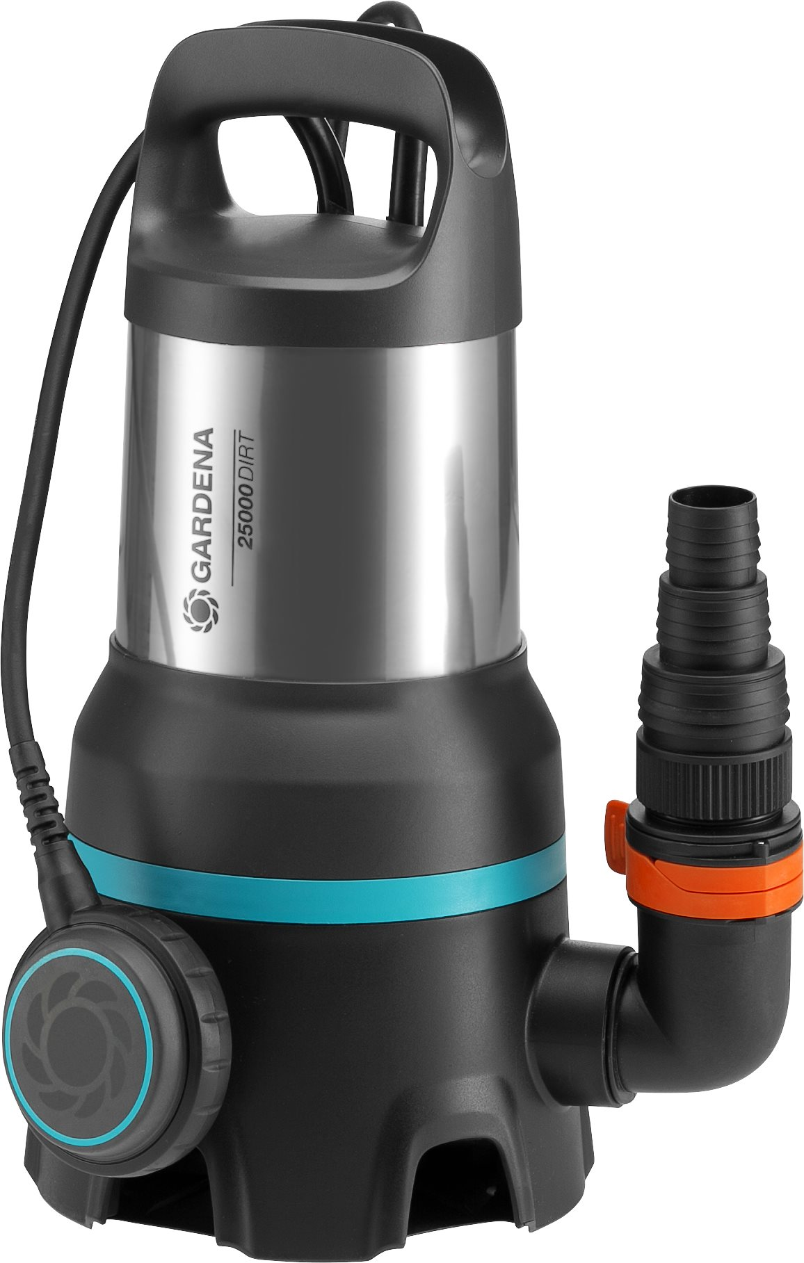 GARDENA  Dirty Water Submersible Pump 25000